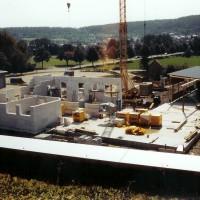 Übersicht Baustelle