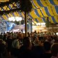 Volksfestbesuch der Trachtenkapelle